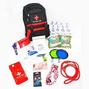 Small/Medium Dog Emergency Evacuation Survival Kit