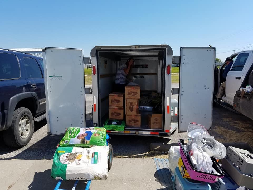 Pet Supplies - Hurricane Harvey Relief