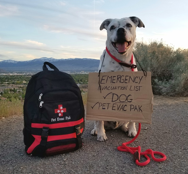 Pet Evacuation Pack