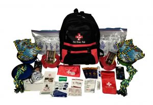 Pet Evac Pak 2 Dog Emergency Kit
